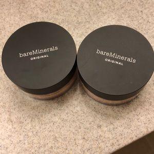 Bare Minerals Original Foundation Medium Beige 12